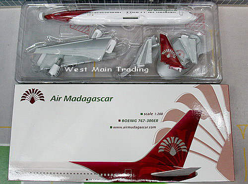 1:200 Air Madagascar B767-3 ...