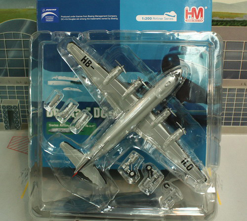 1:200 Swiss Airlines DC-4