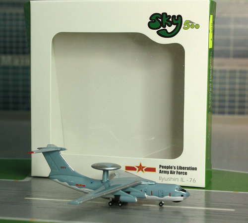 1:500 Air Force IL-76