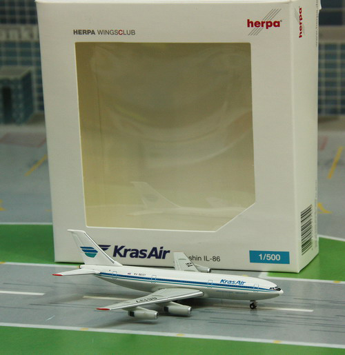 1:500 Kras Air IL-86