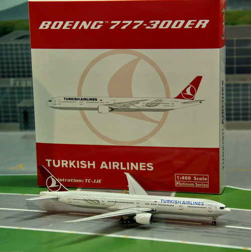 1:400 Turkish Airlines B777 ...