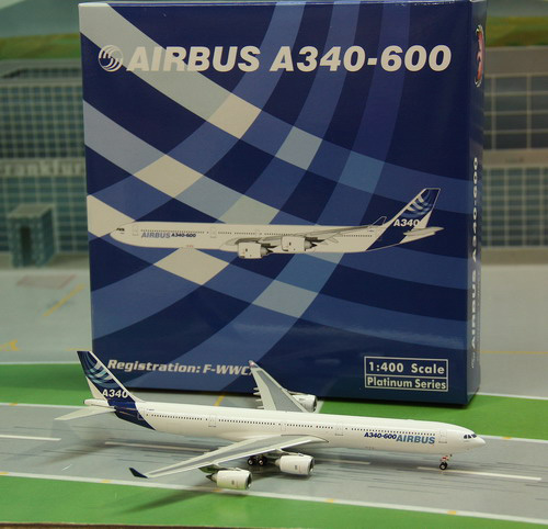1:400 AirBus A340-600