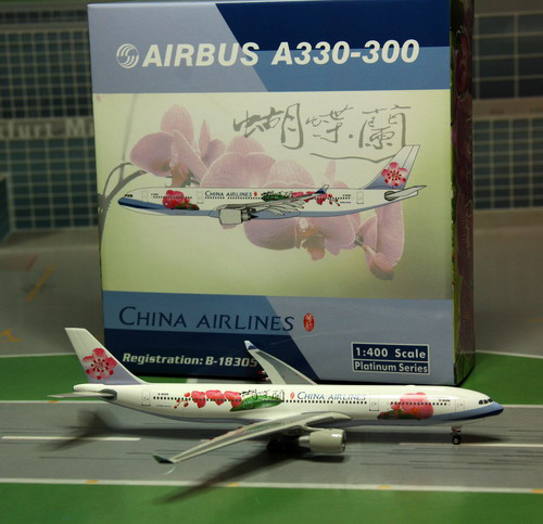 1:400 China Airlines A330-3 ...