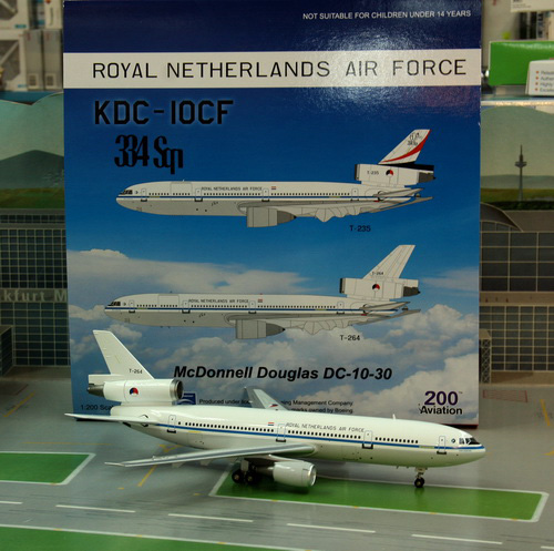 1:200 Royal Netherlands Air ...