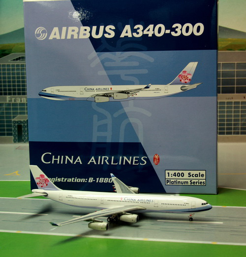 1:400 China Airlines A340-3 ...