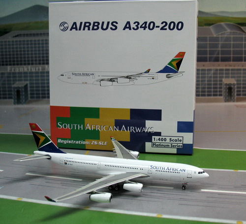 1:400 South African Airways ...