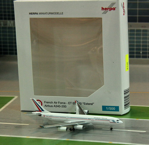 1:500 French Air Force A340 ...