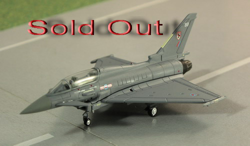 1:200 Royal Air Force EF-20 ...