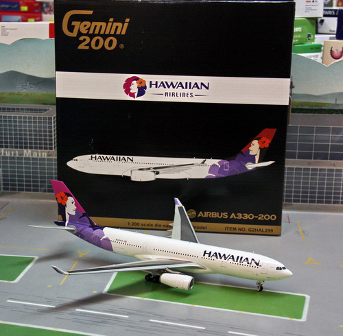1:200 Hawaiian Airlines A33 ...