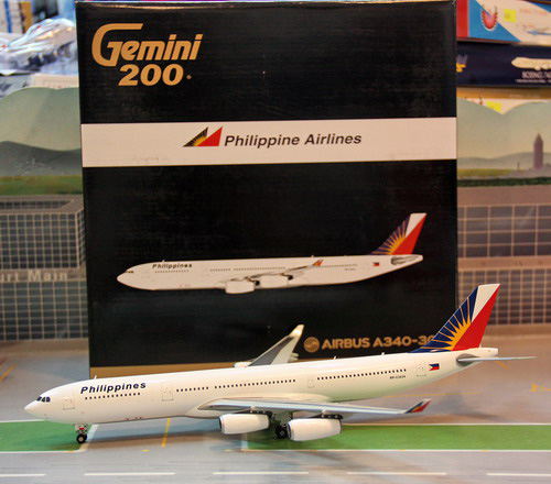 1:200 Philippine Airlines A ...