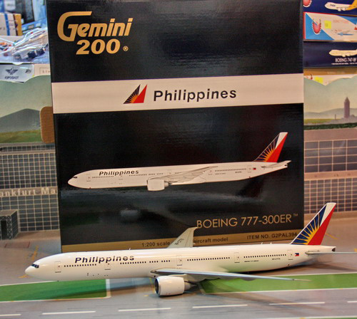1:200 Philippine Airlines B ...