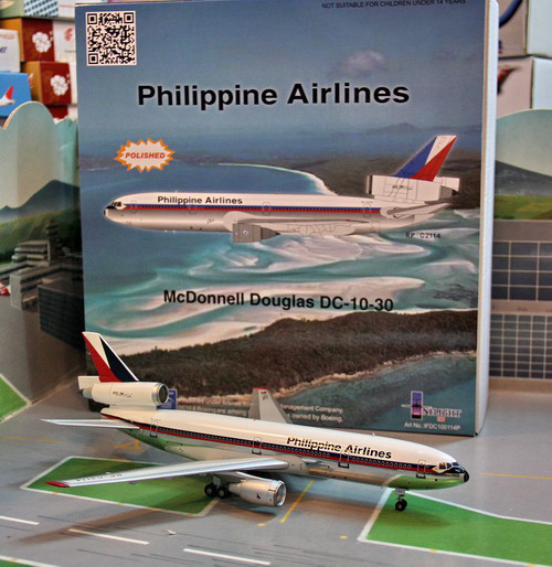 1:200 Philippine Airlines DC-10-30