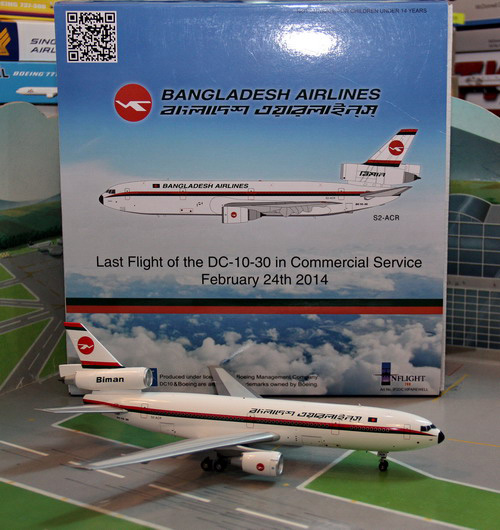 1:200 Bangladesh Airlines D ...