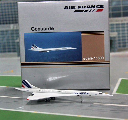 1:500 Air France Concorde