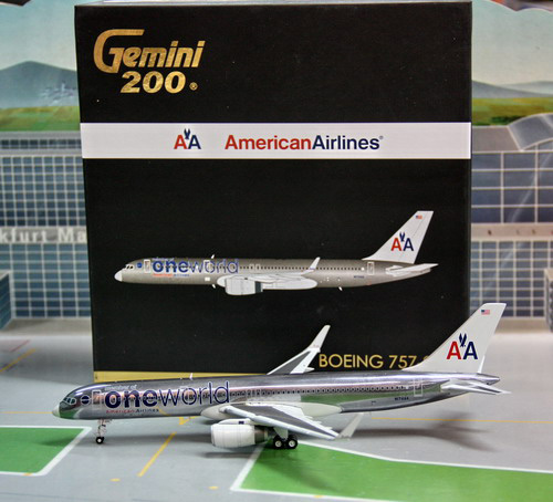 1:200 American Airlines B75 ...