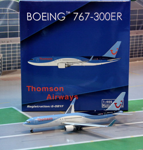1:400 Thomson Airways B767- ...