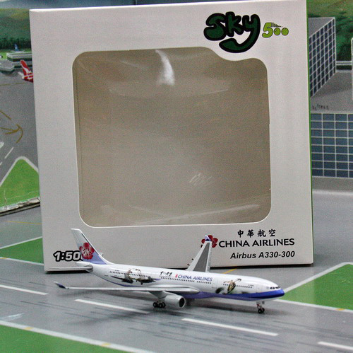 1:500 China Airlines A330-300