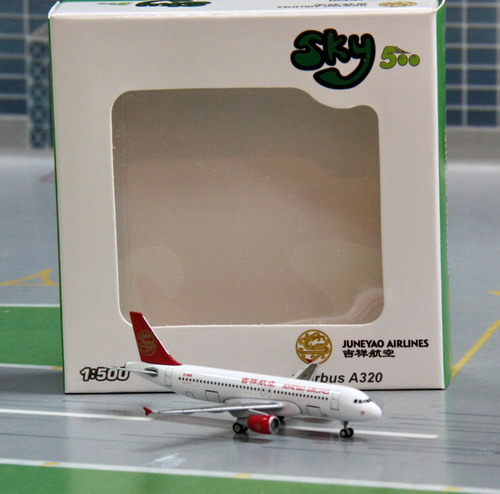 1:500 Juneyao Airlines A320
