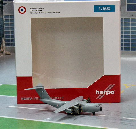 1:500 French Air Force A400 ...