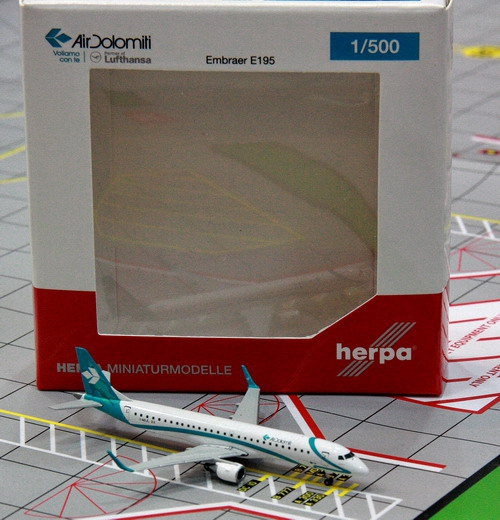 1:500 Air Dolomiti Embraer  ...