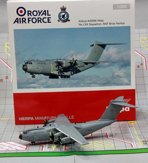 1:200 Royal Air Force A400M
