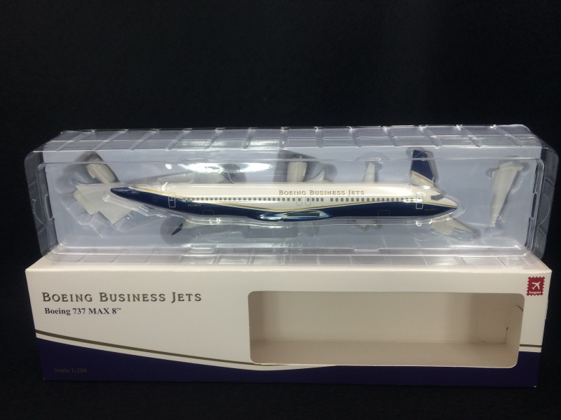1:200 Boeing Business Jets  ...