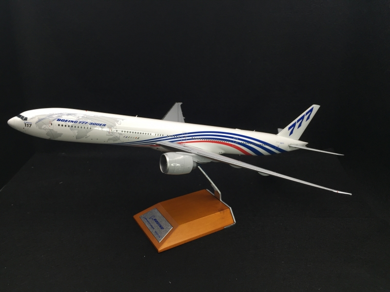 1:200 Boeing House Colour B ...