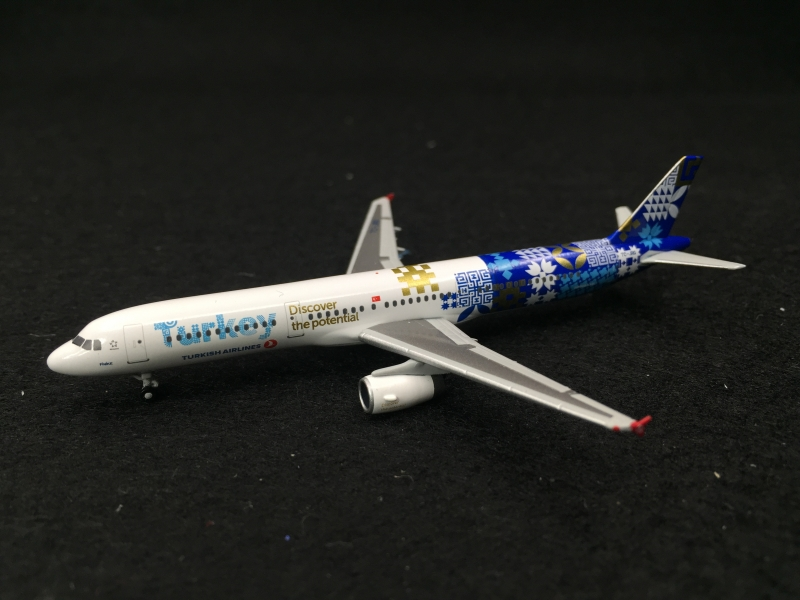 1:500 Turkish Airlines A321