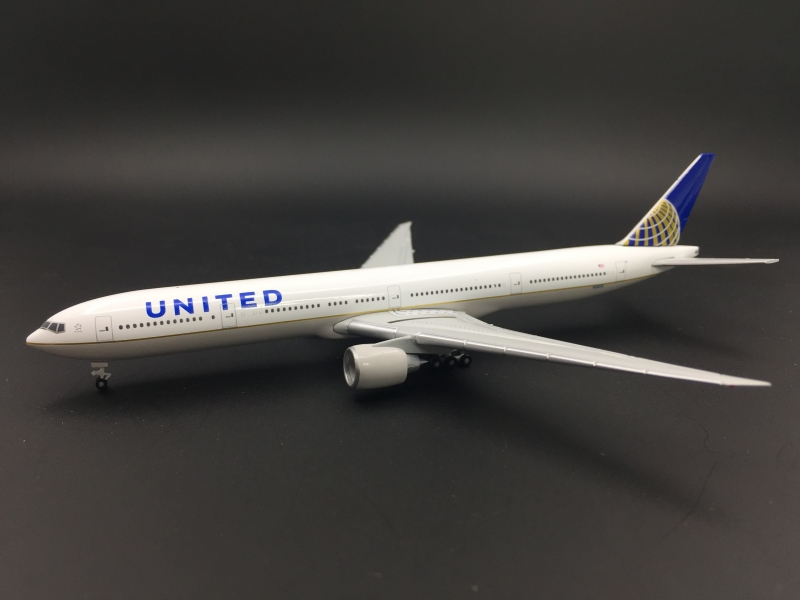 Herpa 1/500 United Airlines ...