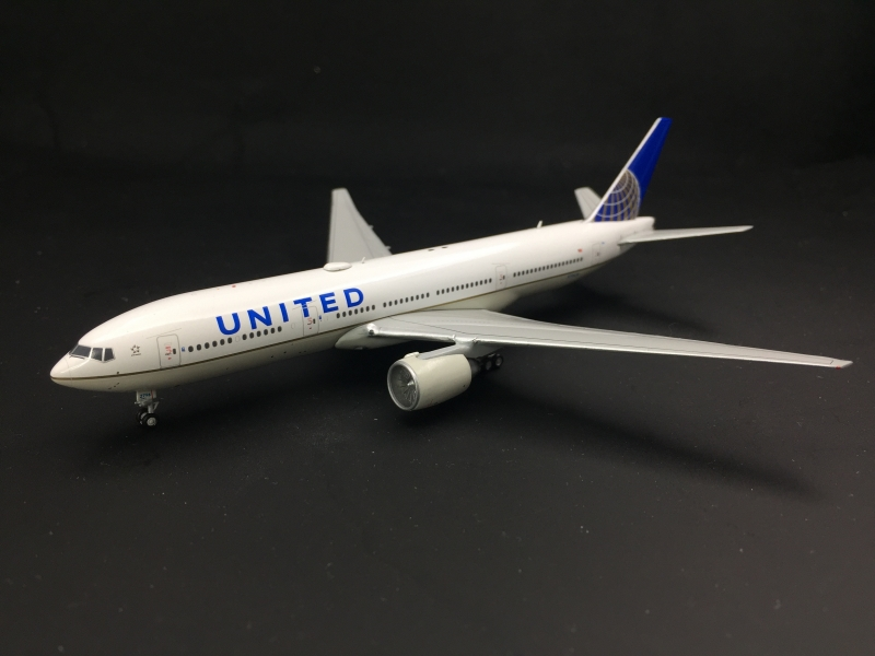 Gemini Jets 1/400 United B7 ...