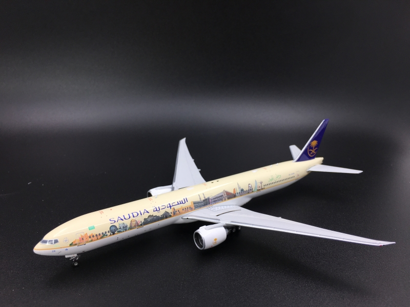 1:400 Saudi Arabian Airline ...