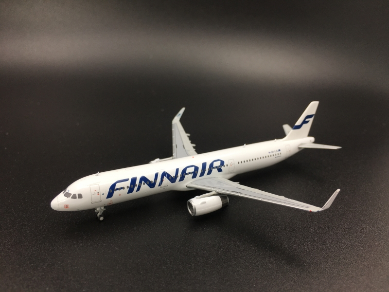 Finnair A321-200(Sharkslets ...