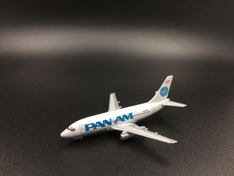 PAN AM B737-200 (Billboard  ...