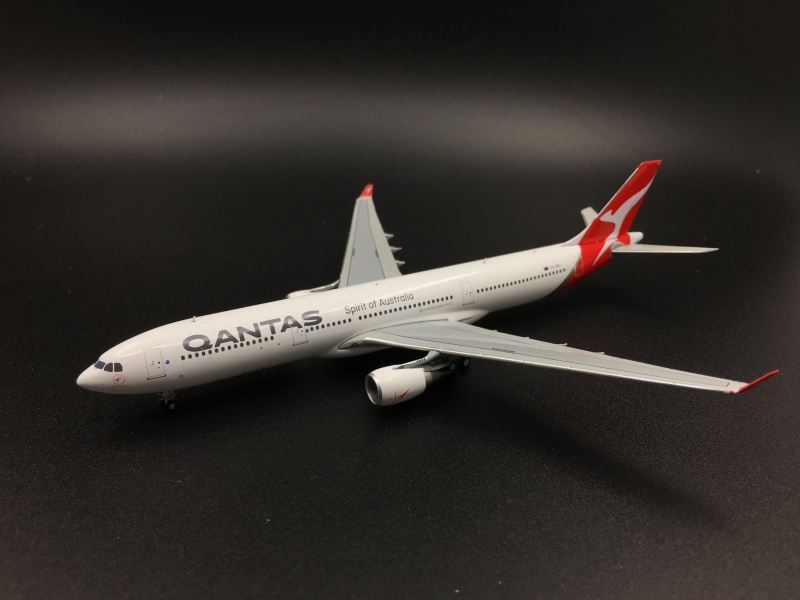Qantas A330-300 (New Lively ...