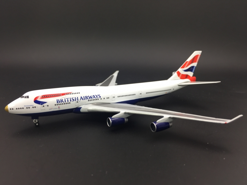 1:500 British Airways B747- ...