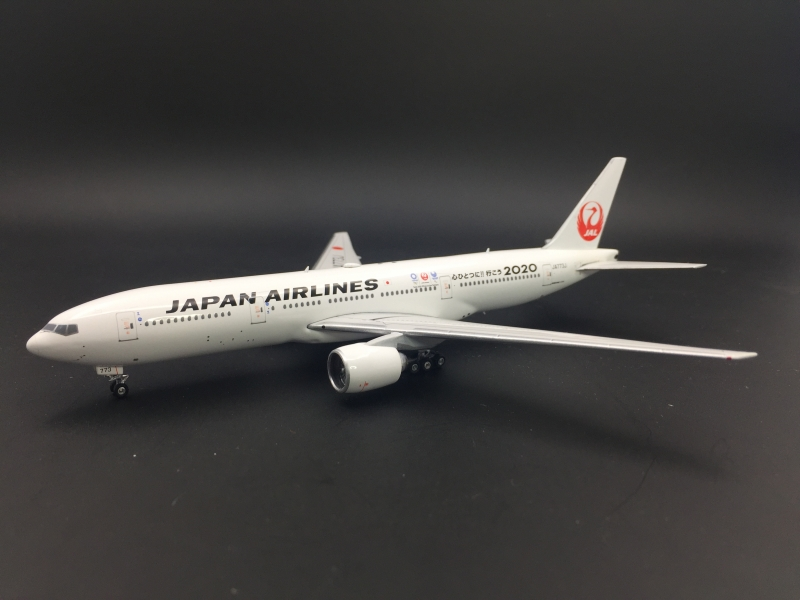 1:400 JAL B777-200 (Tokyo Olympic 2020)