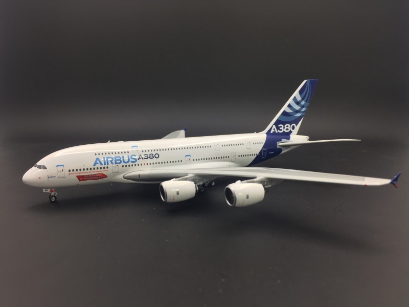1:400 House Colour A380 (Ai ...