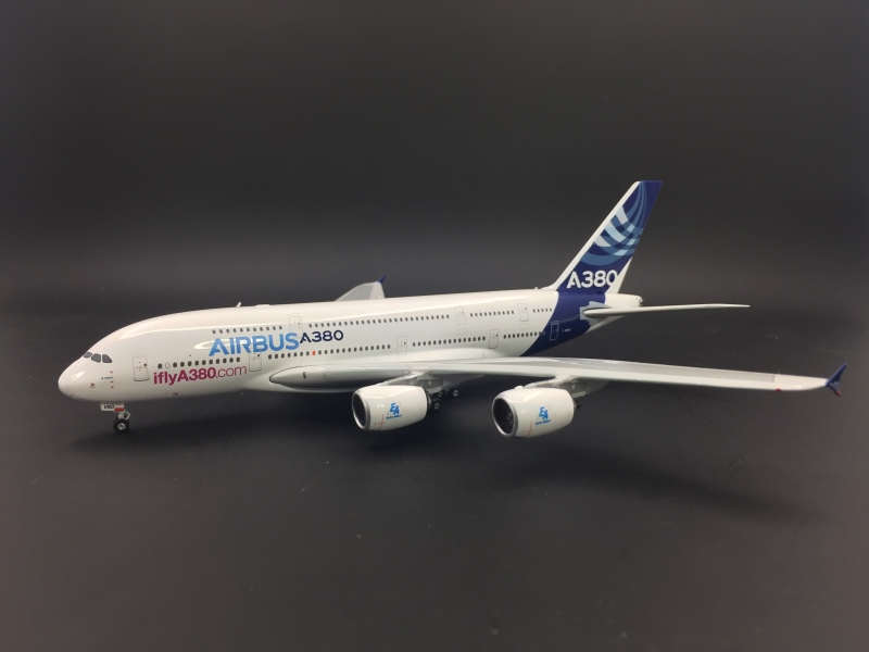 1:400 House Color A380 (ifl ...