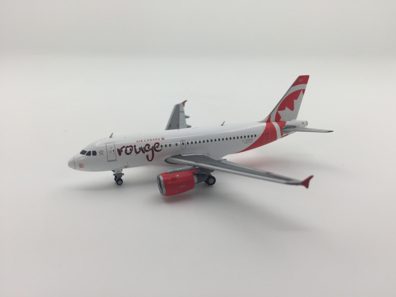 1:400 Air Canada Rouge