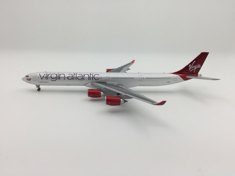 1:400 Virgin Atlantic A340- ...