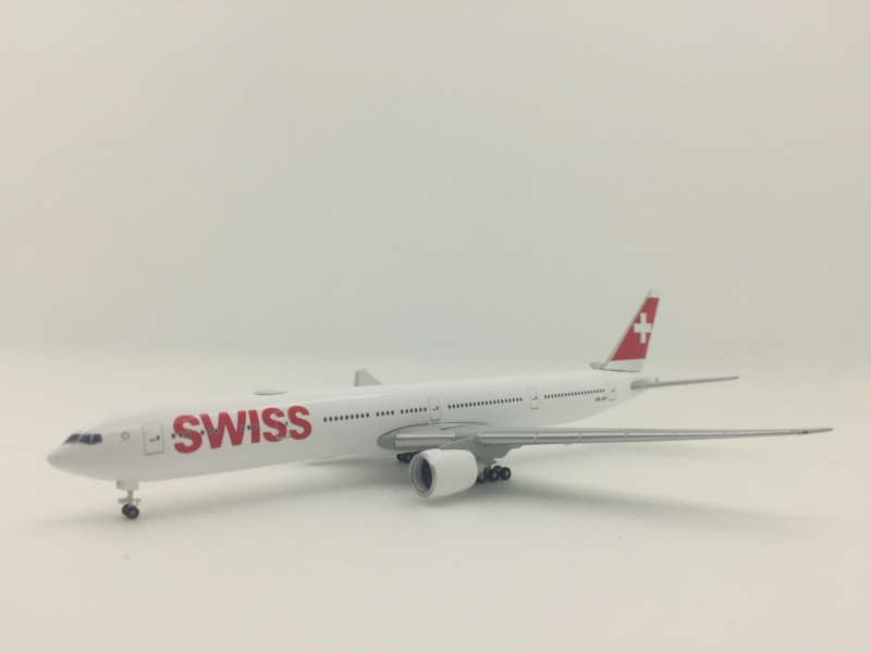 1:500 Swiss International Airlines B777-300ER