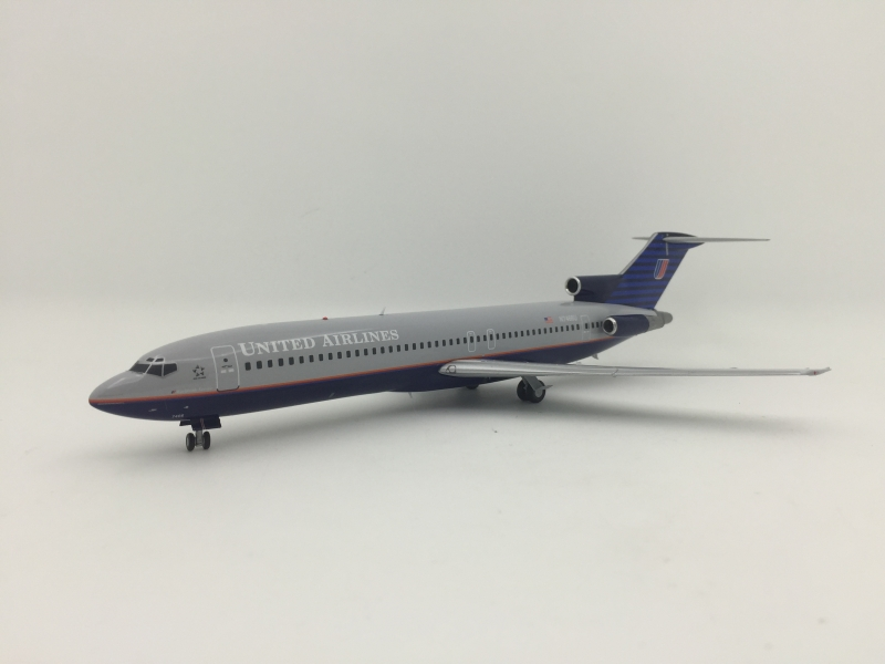 1:200 United Airlines B727-200