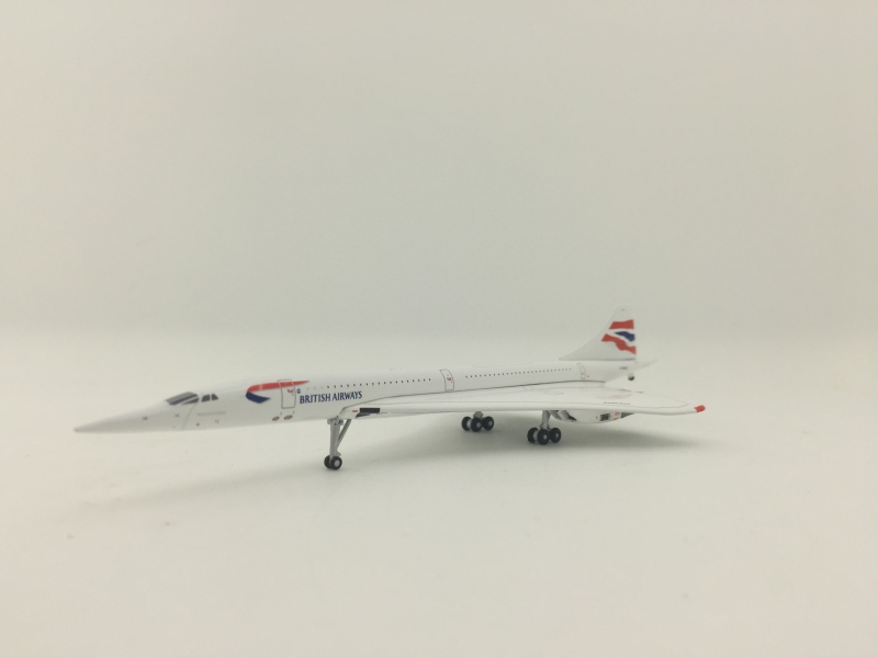 1:400 British Airways Conco ...