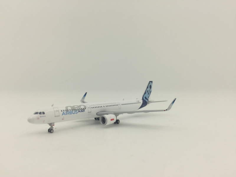 1:400 House Colour A321 neo