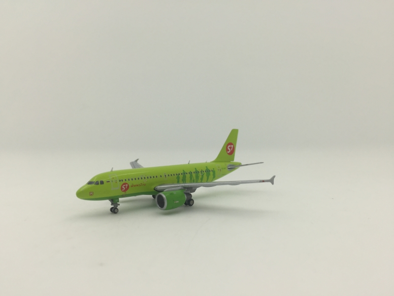 1:400 Siberia Airlines A319