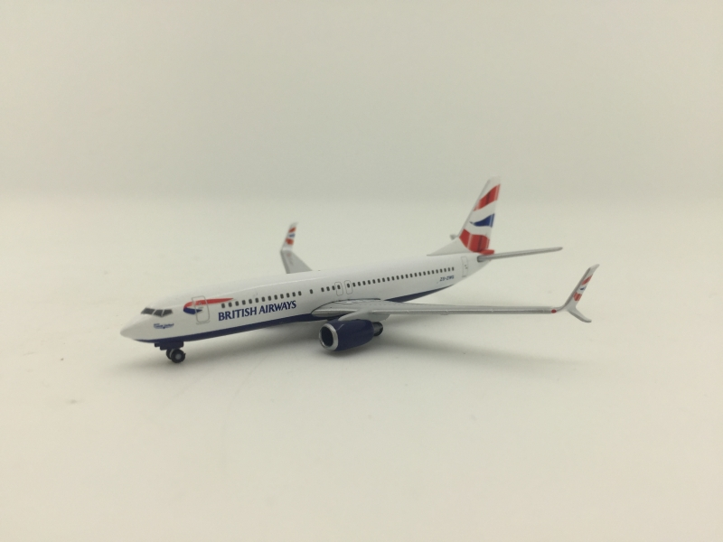 1:500 Britiah Airways B737- ...