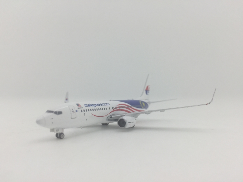 1:400 Malaysia Airlines B737-800