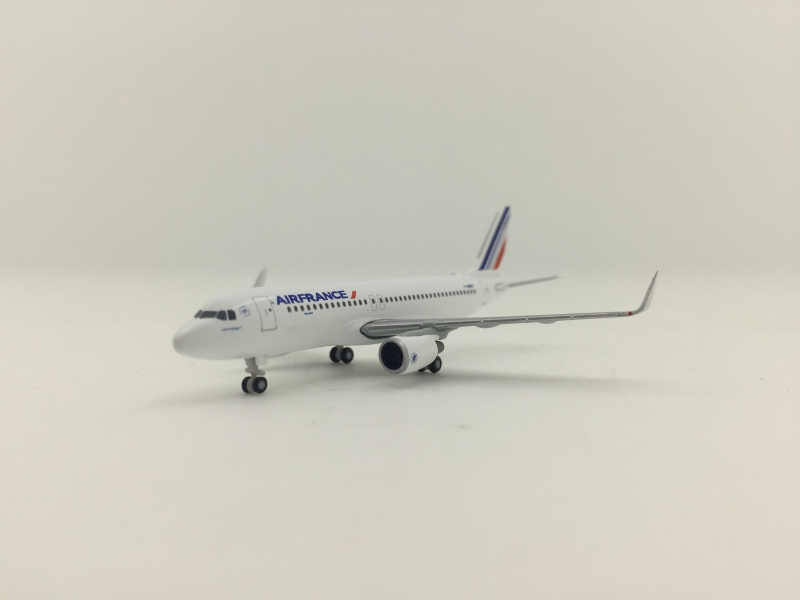 1:500 Air France A320 with winglet edition
