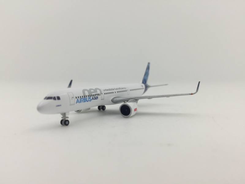 1:500 Airbus House Color A3 ...