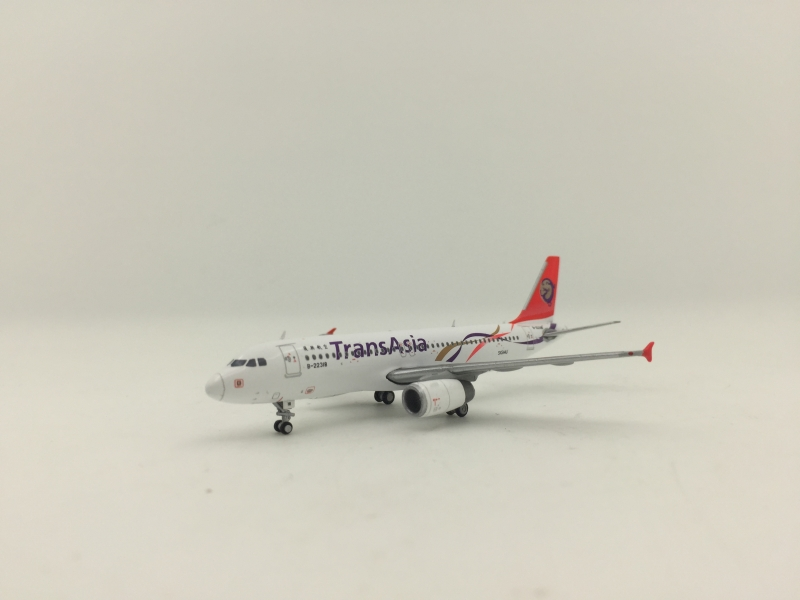 1:400 TransAsia Airlines A3 ...